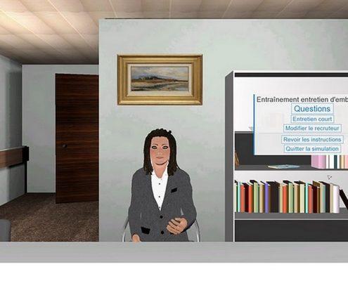 Gestion de carriere - Mon entretien d'embauche 4.0 - 1 - Di Marino Consulting